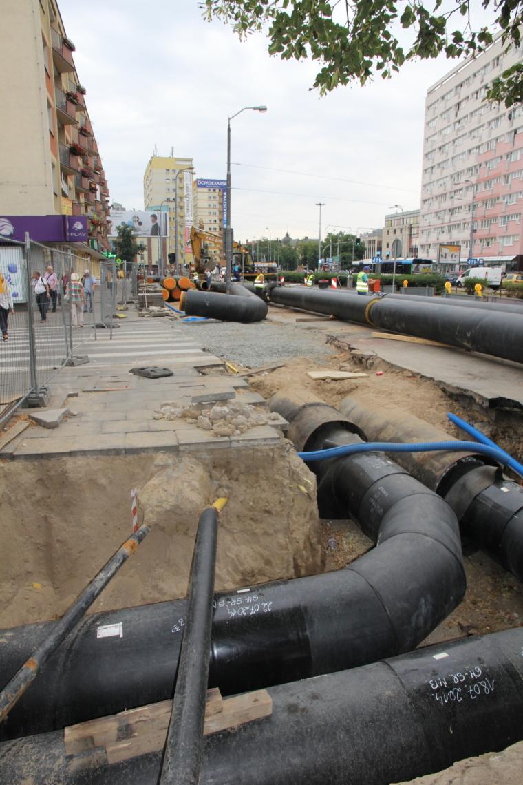 Modernizacja systemu ciepłowniczego Miasta Szczecina – Lewobrzeże