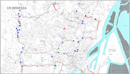 Rozbudowa systemu ciepłowniczego w obszarze ulic Duńska – Szczecińska – Kalinowa oraz od ul. Krygiera do osiedli w Warzymicach