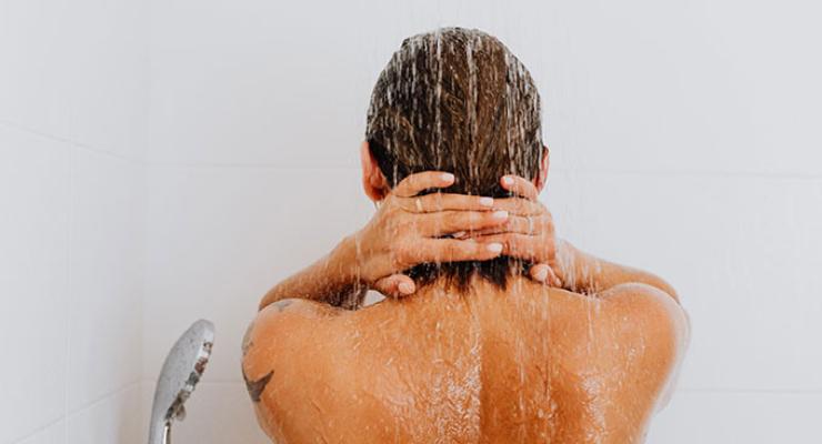 Korzystaj z prysznica